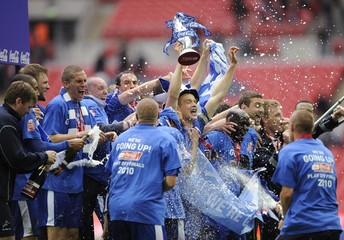 Millwall v Swindon Town Coca-Cola Football League One Play Off Final