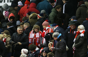 Stoke City v Newcastle United - Barclays Premier League