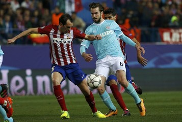 Atletico Madrid v PSV Eindhoven - UEFA Champions League Round of 16 Second Leg