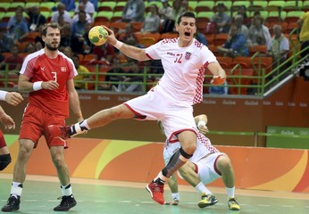Handball - Men's Preliminary Group A Denmark v Croatia