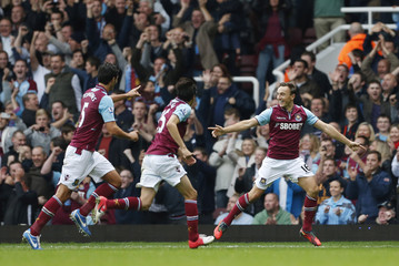 West Ham United v Southampton - Barclays Premier League