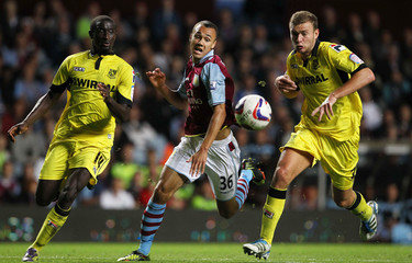Aston Villa v Tranmere Rovers - Capital One Cup Second Round