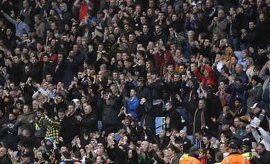 Aston Villa v Wolverhampton Wanderers Barclays Premier League