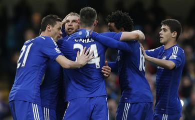 Chelsea v Stoke City - Barclays Premier League