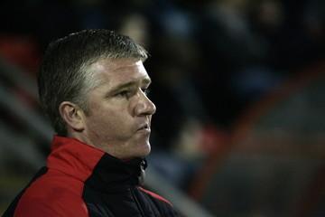 Leyton Orient v Sheffield United FA Cup Third Round