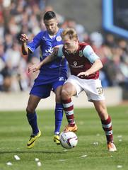 Burnley v Leicester City - Sky Bet Football League Championship