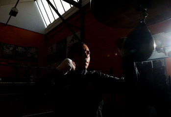 Scott Quigg & Anthony Crolla Media Work-Out