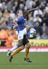 Wolverhampton Wanderers v Everton Barclays Premier League