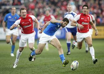 Italy v Wales RBS Six Nations Championship 2011