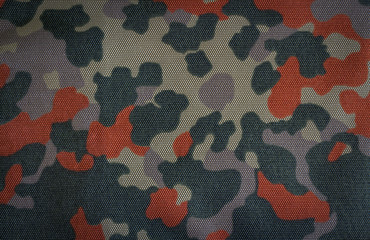 Camouflage army background. Camouflage cloth.