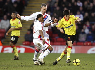 Watford v Crystal Palace FA Cup Fourth Round
