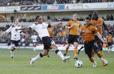 Wolverhampton Wanderers v Tottenham Hotspur Barclays Premier League