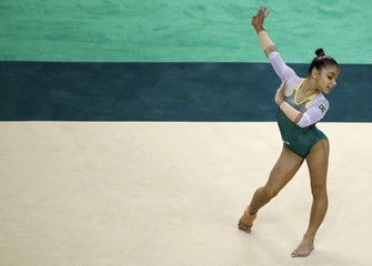 Gymnastics - Olympics Qualifier