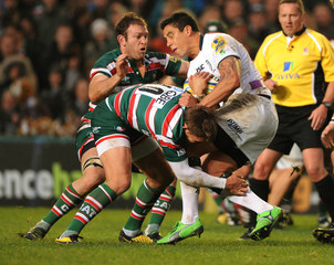 Leicester Tigers v London Irish Aviva Premiership