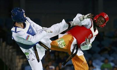 Taekwondo - Women's -67kg Bronze Medal Finals