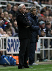 Newcastle United v Manchester City - Capital One Cup Fourth Round