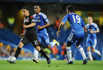 Chelsea v Fulham Carling Cup Third Round
