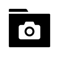 アイコン 写真フォルダ