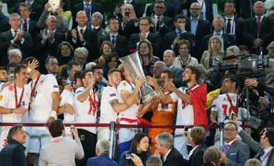 SL Benfica v Sevilla - UEFA Europa League Final