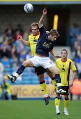Millwall v Watford npower Football League Championship