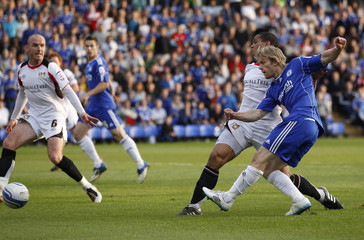 Peterborough United v Milton Keynes Dons npower Football League One Play-Off Semi Final Second Leg