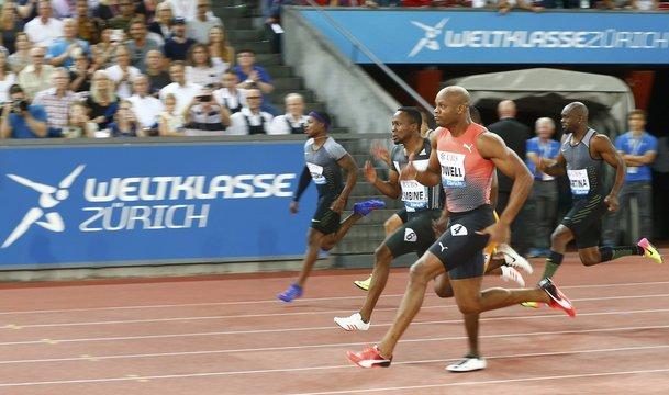 Athletics - IAAF Athletics Diamond League meeting