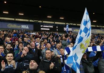 St Johnstone v Aberdeen - William Hill Scottish FA Cup Semi Final