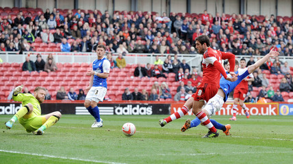Middlesbrough v Ipswich Town - Sky Bet Football League Championship