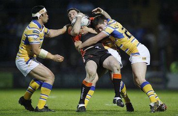 Leeds Rhinos v Blackpool Panthers Carnegie Challenge Cup Fifth Round