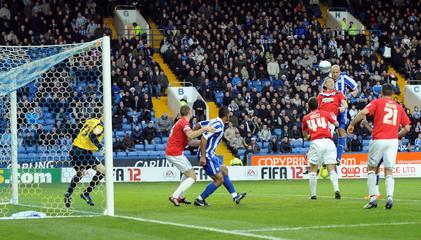 Sheffield Wednesday v Huddersfield Town npower Football League One
