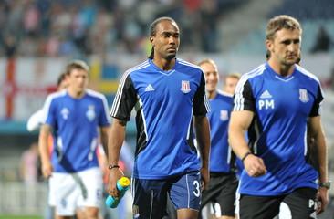 Dynamo Kiev v Stoke City UEFA Europa League Group Stage Matchday One Group E