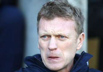 Wigan Athletic v Everton Barclays Premier League