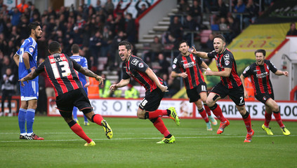 AFC Bournemouth v Ipswich Town - Sky Bet Football League Championship