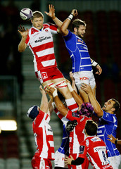 Gloucester Rugby v Brive - European Rugby Challenge Cup Pool Five