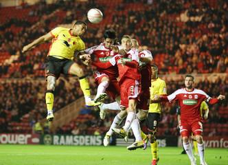 Middlesbrough v Watford npower Football League Championship