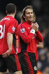 Fulham v Blackburn Rovers Barclays Premier League