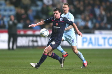 Coventry City v Preston North End - Johnstone's Paint Trophy Northern Area Semi Final