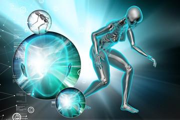 Immune defence concept
