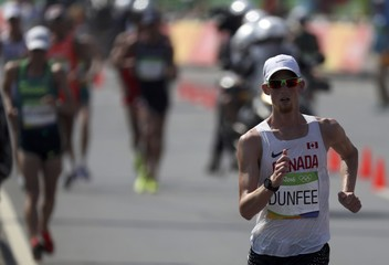 Athletics - Men's 50km Race Walk