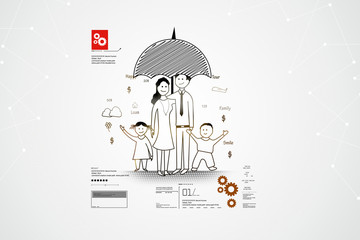 Family safety concept