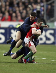 France v Wales RBS Six Nations Championship 2009