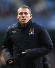 Manchester City v Stoke City Barclays Premier League