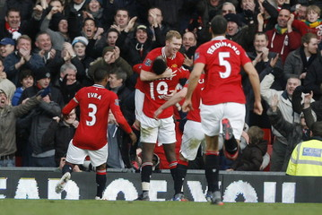 Manchester United v Bolton Wanderers Barclays Premier League