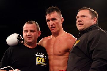 Ovill McKenzie v Tony Dodson Commonwealth Light-Heavyweight Title