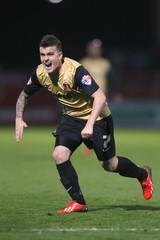 Stevenage v Leyton Orient - Johnstone's Paint Trophy Southern Area Quarter Final