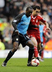 Liverpool v Aston Villa Barclays Premier League