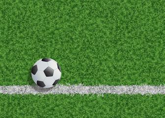 ballon de foot - football - foot - fond - arrière plan - sport - ballon - terrain