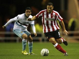 Sunderland v West Ham United Carling Cup Third Round