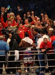 Wladimir Klitschko v David Haye IBF, WBO, IBO & WBA Heavyweight Title's