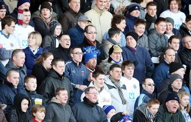 Hartlepool United v Stoke City FA Cup Third Round